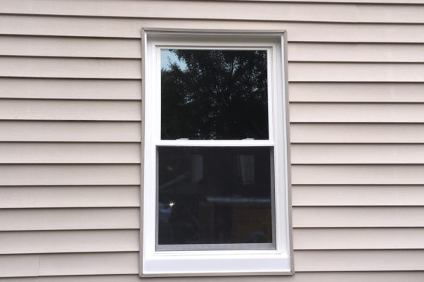 New Replacement Double Hung Window