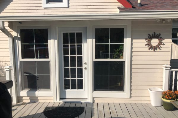 Custom Size Window Man Windows