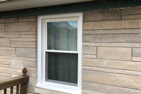 Vent Your New Double Hung Window