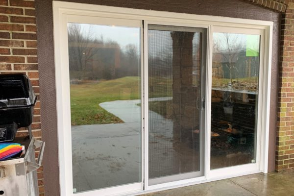 9 Foot Patio Door from Window Man