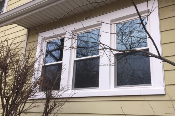 3 Double Hung Windows