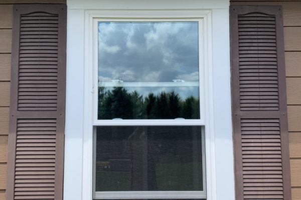 Energy Efficient Double Hung Window